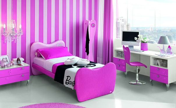 la suite barbie du plaza ath n e un r ve de petite fille princesse acidul e. Black Bedroom Furniture Sets. Home Design Ideas
