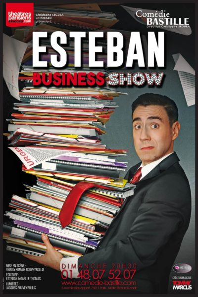 esteban-business-show-affiche
