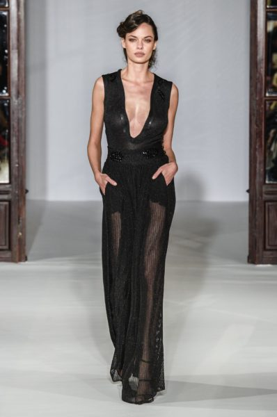 pfw-maria-aristidou-black-dress