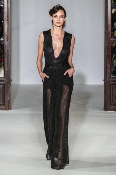 pfw-maria-aristidou-black-dress