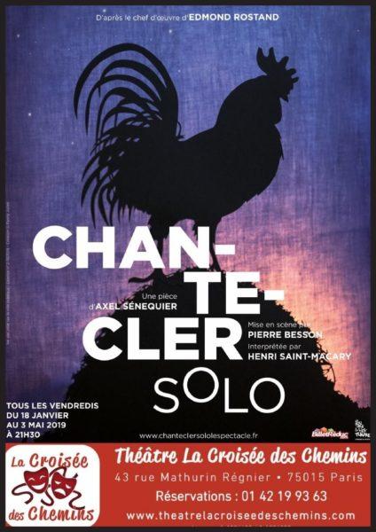 chantecler-solo-affiche